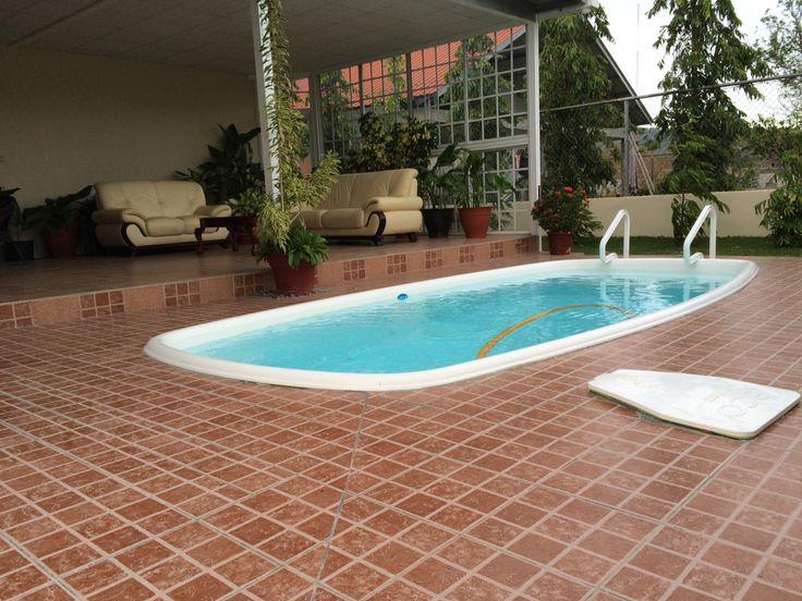 M s de 25 ideas incre bles sobre piscinas fibra de vidrio for Piscinas plasticas colombia
