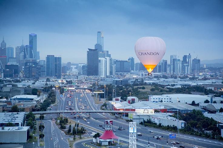 Flying towards Melbourne :)