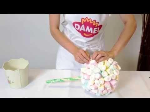 TUTORIAL TARTA DE CHUCHES - YouTube