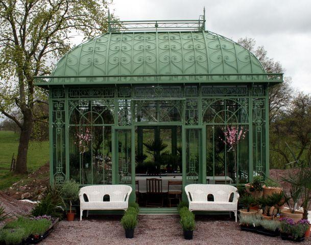 Orangerie  // Great Gardens & Ideas //