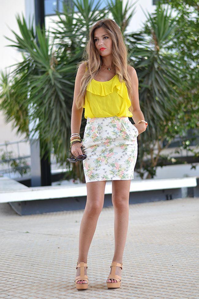 SUNNY TOP   Mi aventura con la moda