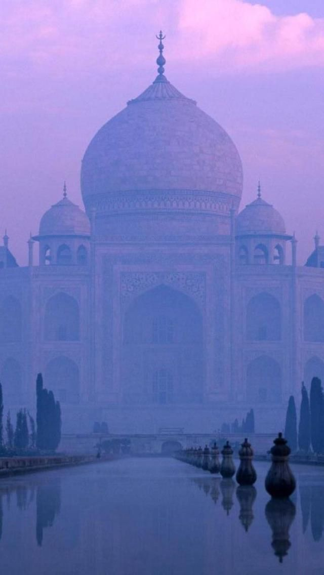 Taj Mahal, Agra, India  #AllAboutTheColor#OPIEuroCentrale #YoureSuchABudaPest