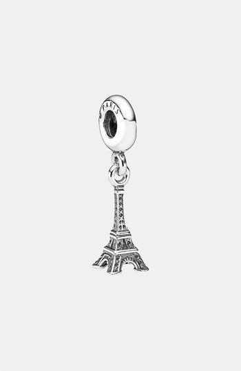 PANDORA Eiffel Tower Dangle Charm | Nordstrom