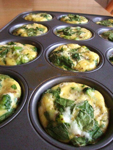 Estas muffins de brocoli y espinaca son fáciles de hacer y muy rápidas también. Yo las hornee en un molde para muffins para no freirlas; la Fué un acompañamiento muy rico para una buenas ensalada de hojas verdes, brotes y germinados, 100% alcalinizante y llena de vida.  [showads ad=top] Espero que las hagan y ...