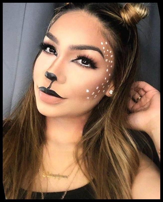 80 Easy Halloween Makeup Ideas In 2019 Page 2 Of 8 Soflyme Halloweenmakeup In 2020 Halloween Makeup Easy Makeup Ideas Natural Brown Halloween Makeup Looks