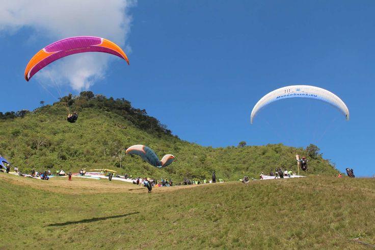 Roldanillo Vuelo en  Parapente #ValledelCauca #Colombia