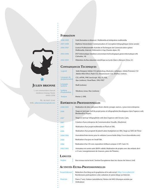 40 Impresionantes CV