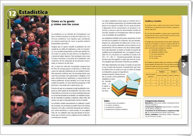 """Unidad 12 de Matemáticas de 1º de E.S.O.: """"Estadística"""""""