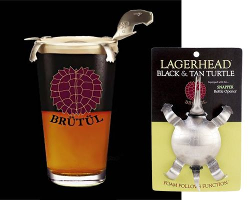 BLACK & TAN TURTLE: Tops Layered, Tans Turtles Get, Layered Mixed, Pint Glasses, Especially, Turtles Pitbull Pot, Turtles Pitbulls Pot, Tans Turtle Get, Mixed Drinks