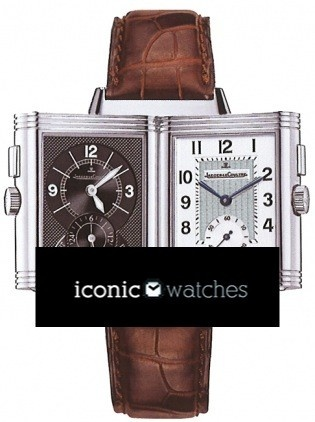 Jaeger LeCoultre Reverso Duo 271.84.10