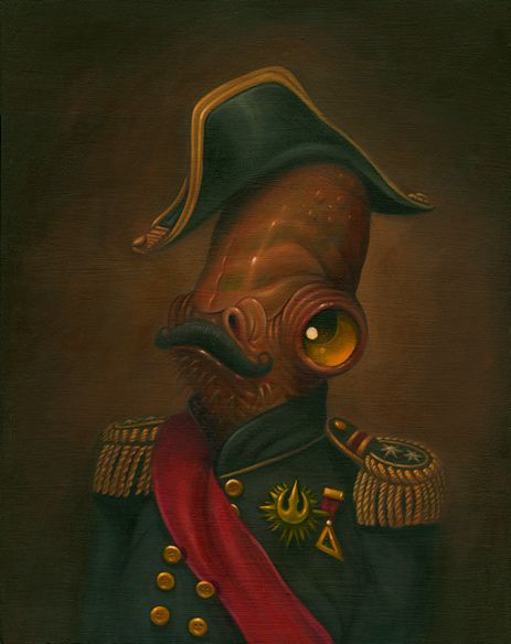 Admiral Akbar, good sir!