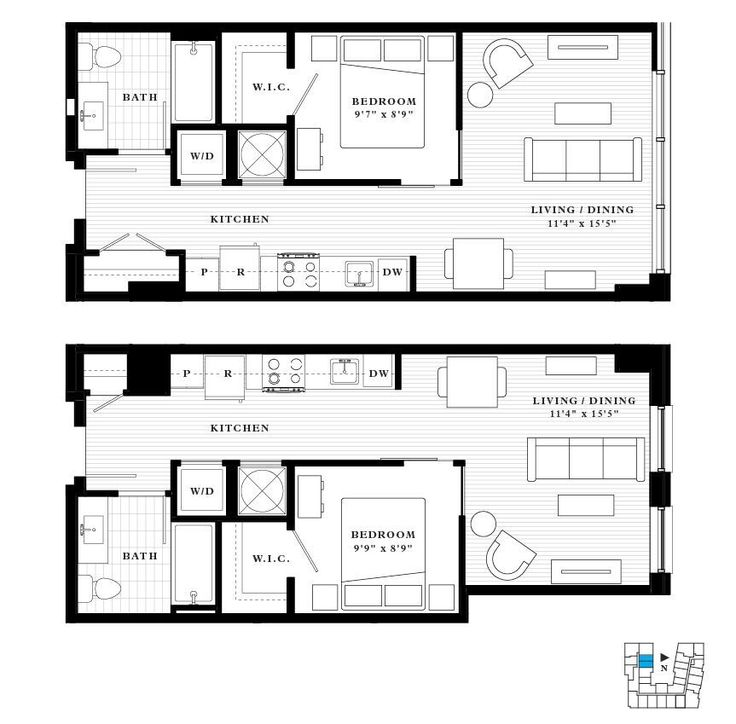 apartment building plans washington dc - Google Search in ...
