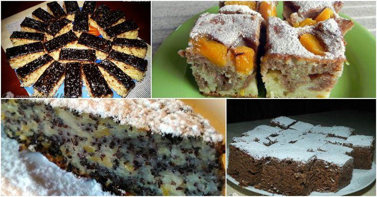 Van, amikor nem a legbonyolultabb süti a legfinomabb, de ezt most be is biztonyítjuk. Tíz, alig fél óra alatt összedobható kevert sütit mutatunk, amivel nem kell szégyenkezned a vendégsereg előtt!
