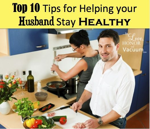 Help Your Husband Lose Weight