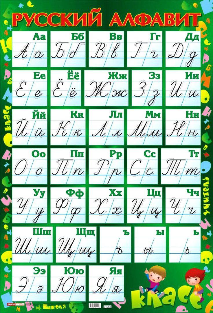 картинки алфавит прописной правила соблюдались