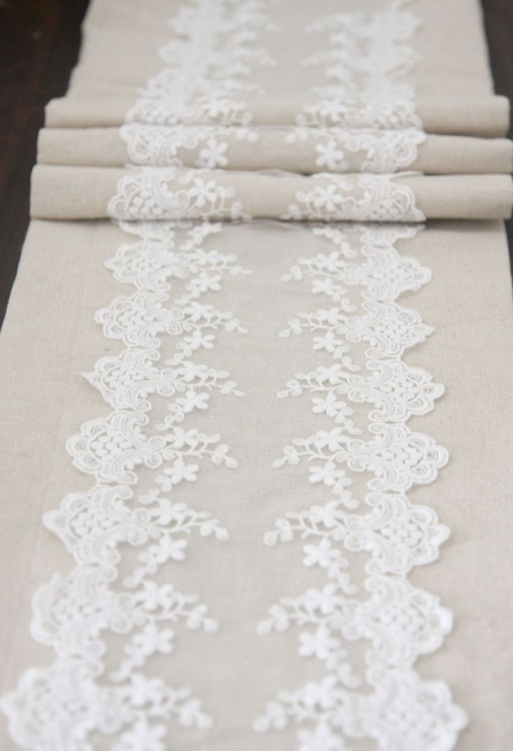 home deco table runner information about wedding lace table runner burlap and lacehigh