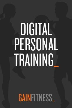 Digital Personal Training