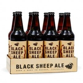 Black Sheep Ale - Brewery Tours