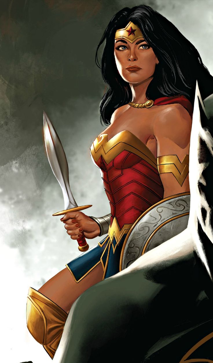 "Wonder Woman ""Trinity (2016-) #3"""