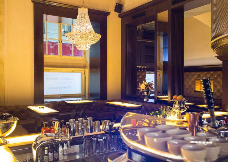 Zum Wasabi-Martini ein New York Bagel- A-List