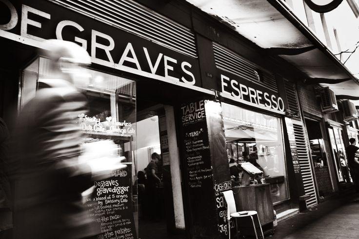 #Melbourne #Coffee