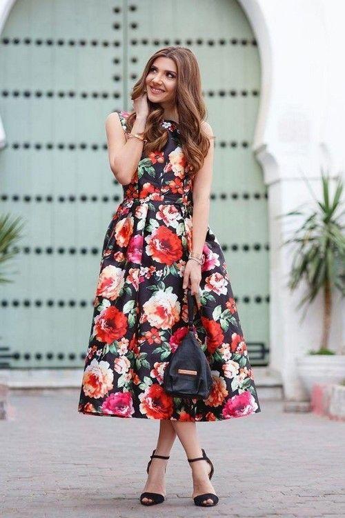 cc16576f7a5 Самые модные осенние платья 2018-2019  фото