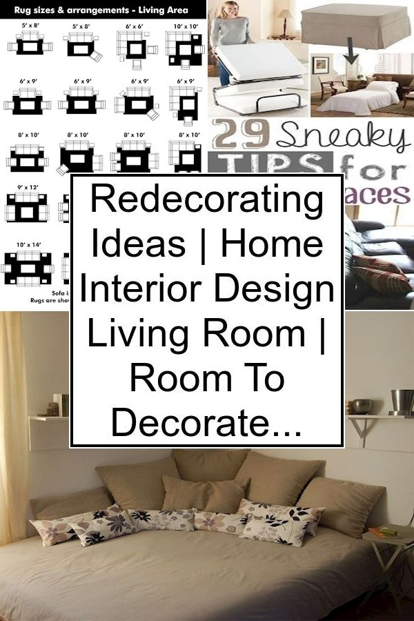 Redecorating Living Room: Home Interior Design Living Room