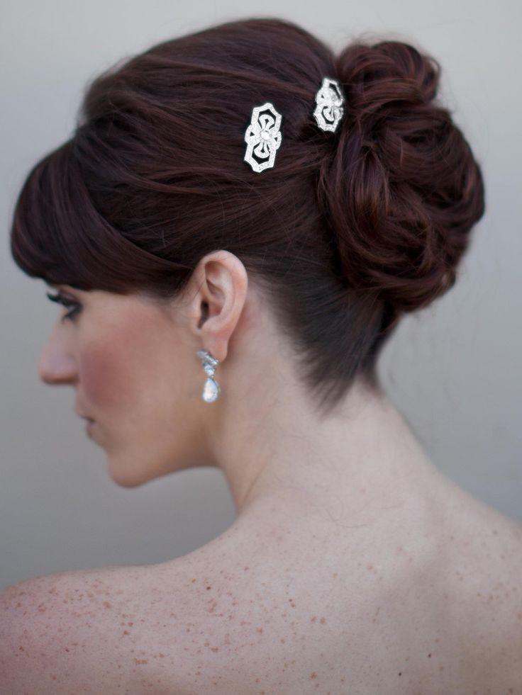 Art Deco Hair Combs Bridal Hair Styles Amp Hair