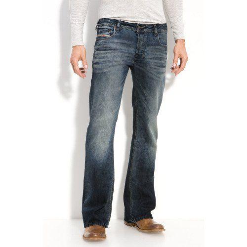 Best DIESEL for Mens Zathan Bootcut Jeans for Black Friday deals 2015 at Nordstrom