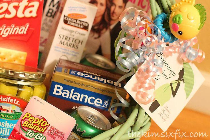 The Kim Six Fix: Pregnancy Survival Kit