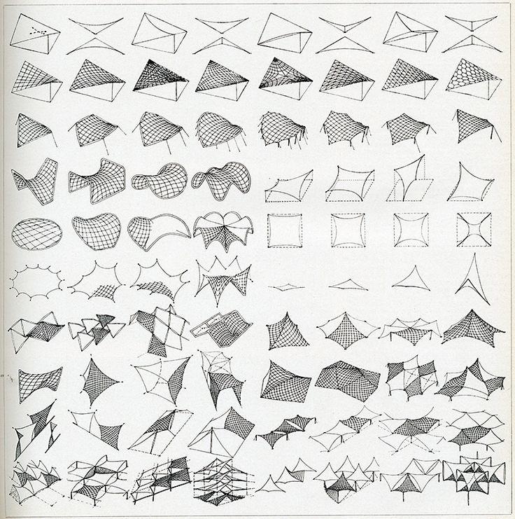 Frei Otto :: Matisse, jaimas y pompas de jabón