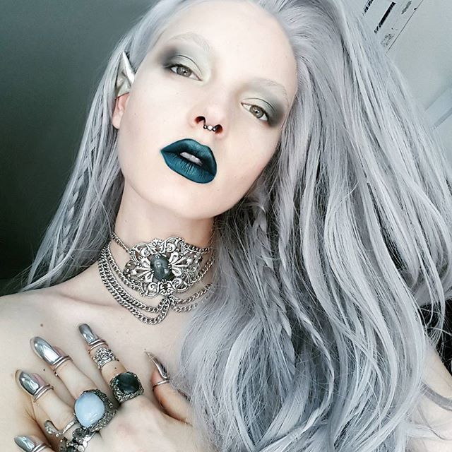 Kiss Makeup Designs: 1000+ Ideas About Alternative Makeup On Pinterest
