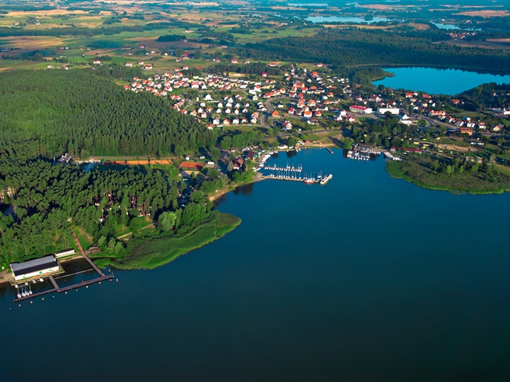 Masuria (Polish: Mazury; German:  Masuren (help·info)) is a natural region in northeastern Poland famous for its 2,000 lakes. Geographically, Masuria is part of two adjacent lakeland districts, the Masurian Lake District (Polish: Pojezierze Mazurskie) and the Iława Lake District (Pojezierze Iławskie). Administratively, it belongs to the Warmian-Masurian Voivodeship