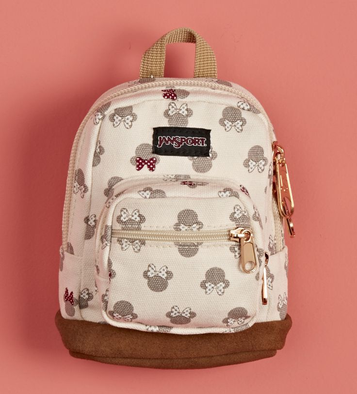 Minnie Mouse | Disney Jansport Backpack | Disney Style | Mochila Jansport Disney | @dgiiirls