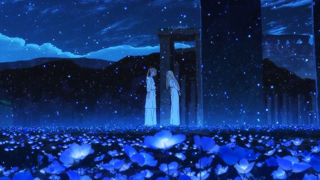 madmumof7: New Anime for UK Cinemas -Maquia:When the Promised...