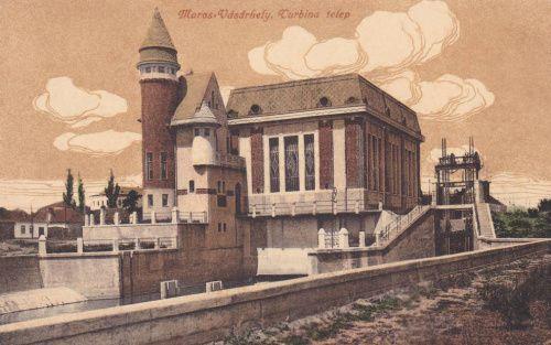Marosvásárhely:Turbina telep.1917