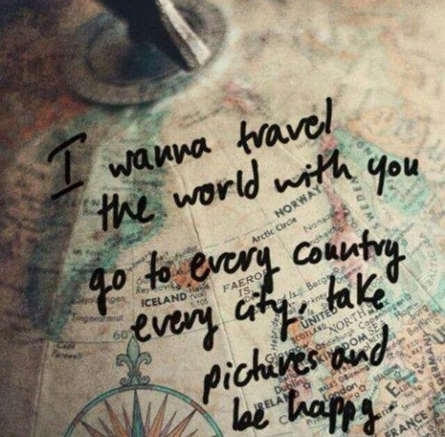 Travel The World Quotes Tumblr: 28 Best Images About Travel Quotes On Pinterest