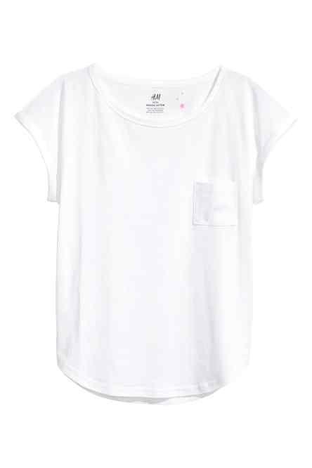 Žerzejové tričko