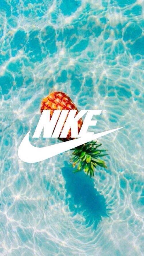 Fond d'écran nike – ananas