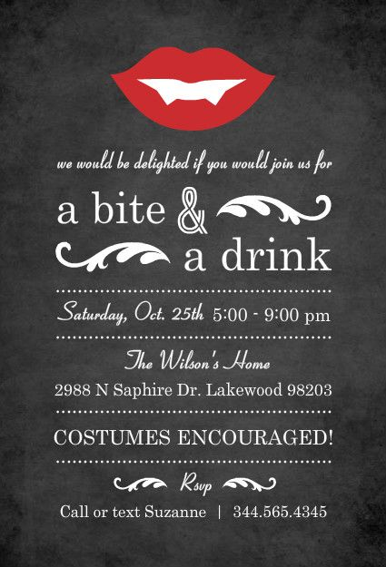 17 Best Ideas About Halloween Party Invitations On