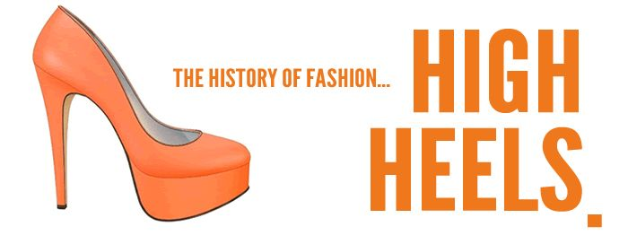 The complete history of high heels from Micar computers!