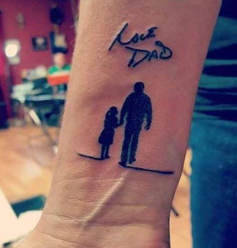 110+ besten Memorial Tattoos Designs & Ideen