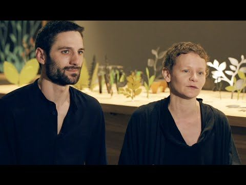 Perrier-Jouët unveils 'ephemerā' by mischer'traxler at Design Miami/ 2014 - YouTube