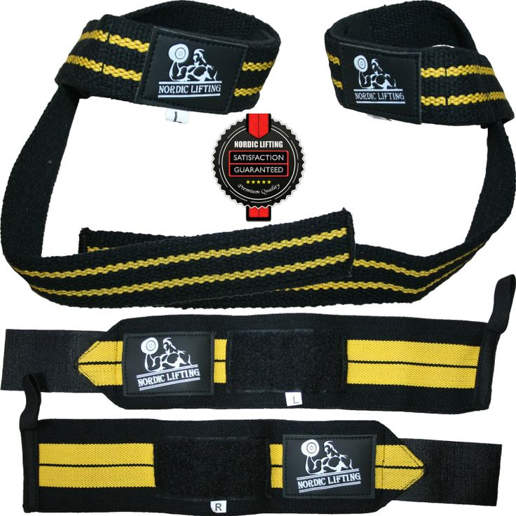 Don't miss this #New #Bundle #Deal of #LiftingStraps and #Wristwraps NOW AVAILABLE!