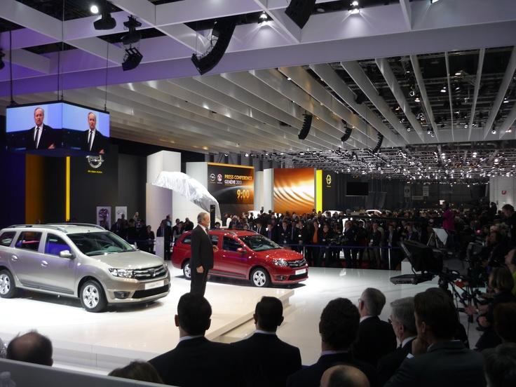 Noua #Dacia #Logan #MCV!