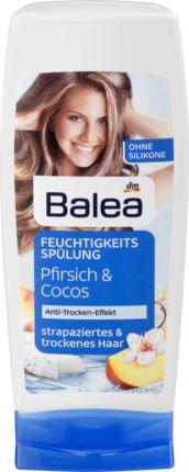 Balea Питательный Кондиционер-Ополаскиватель для Волос с провитамином В3 и В5 и Экстрактом Кокоса, 300 мл