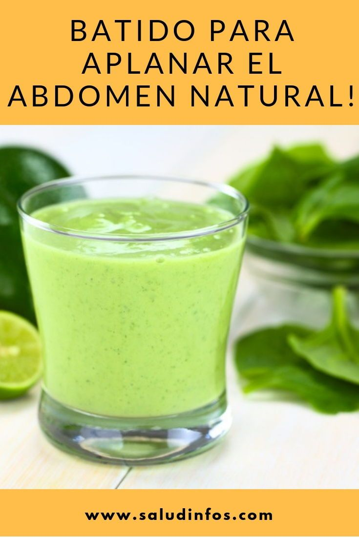 medicina natural para reducir el abdomen