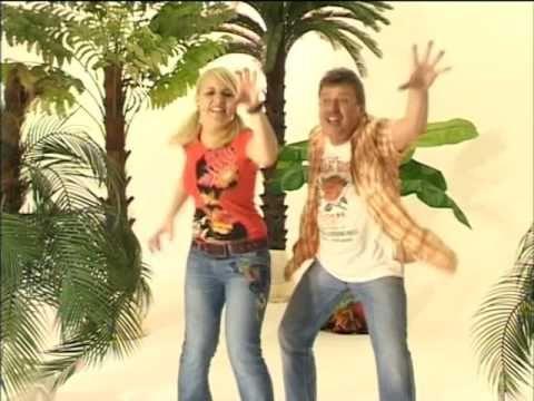 Volker Rosin - Turn Tiger (Tanzanleitung) - YouTube
