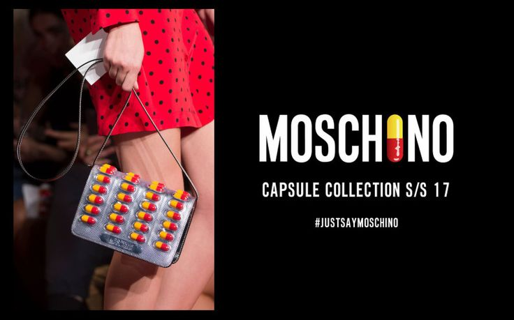 Moschino Capsule Collection 2017