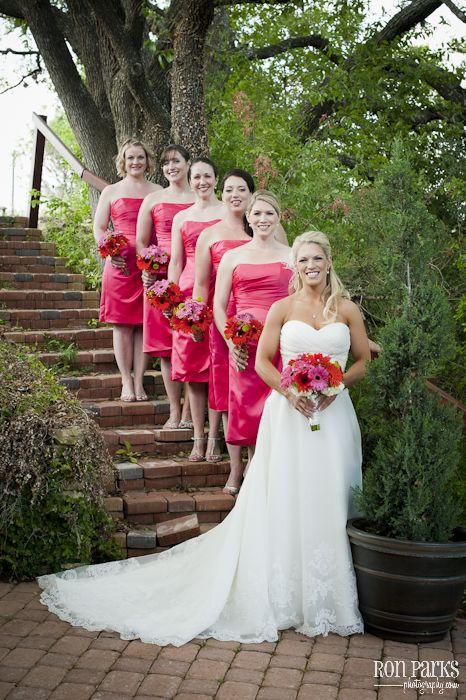 Darlene & Her Bridesmaids